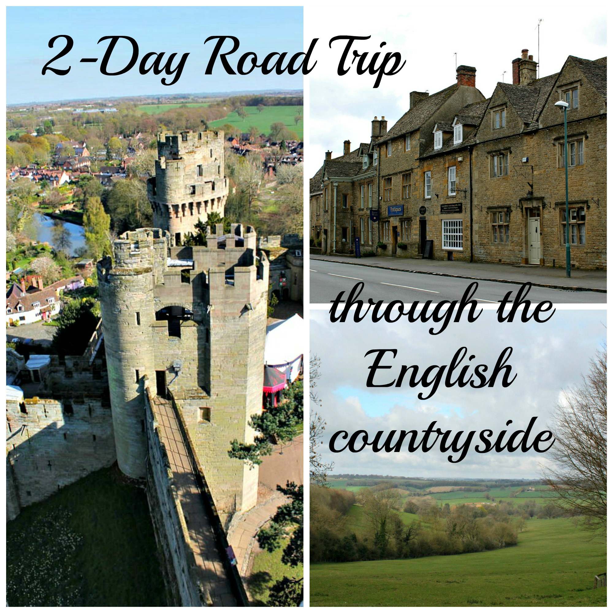 2 Day Southern England Road Trip Through the English Countryside